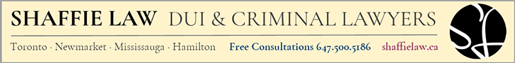 Shaffie Law Toronto DUI & Criminal Lawyers